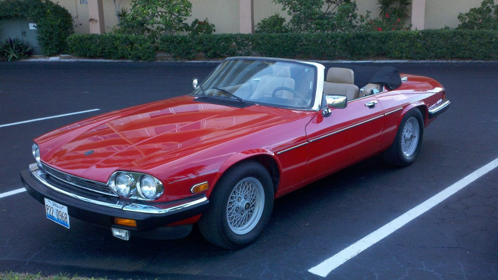 Larry Philyaw - The XJS is a 1990 V12 automatic, with just one owner before me, and in excellent original condition. It doesn't get driven much any more since the MK2 and XK140 were aquired.